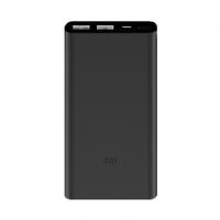 Внешний аккумулятор Xiaomi Mi Power Bank 2S 10000 mAh (2 USB) Black