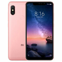 Xiaomi Redmi Note 6 Pro 4/64GB Rose Gold/Розовый Global Version